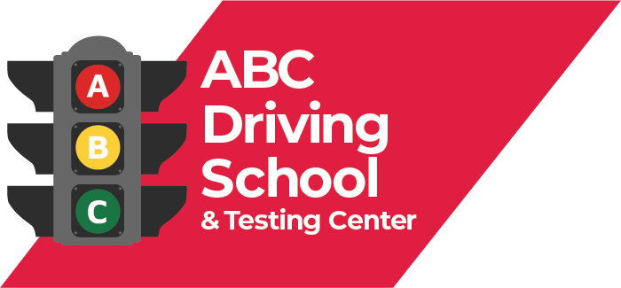 ABC Driving School Trapezoid Logo